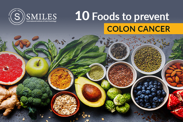 10 Foods To Prevent Colon Cancer