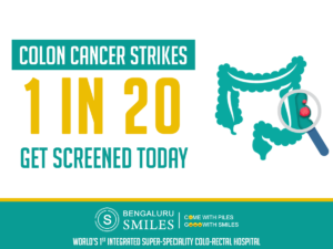 Colon Cancer Treatment India Smiles Piles Fissure Fistula Colo Rectal Treatments In Bangalore