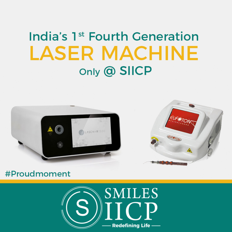 India 1st Fourth generation laser machine introduced at SIICP