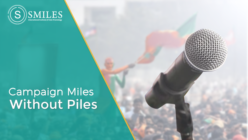Campaign Miles without Piles- siicp